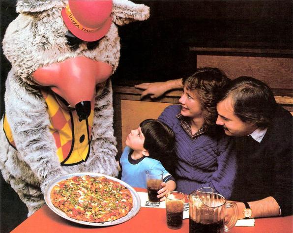 pizza time theatre
